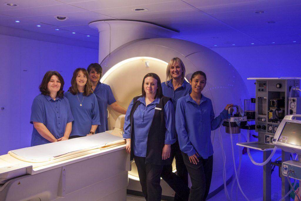 Panorama MRI Staff